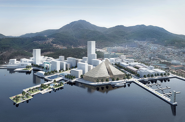 Tongyeong New Port City